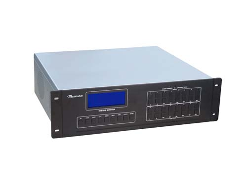 4U高清混合矩阵(16进16出) LH70-MT400