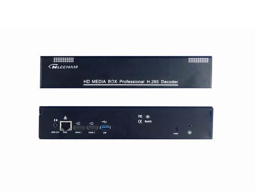 HDMI分布式节点处理器_KVM解码器_分布式矩阵