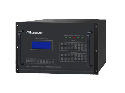 36进36出DVI视频矩阵切换器 LH60-DVI36-36