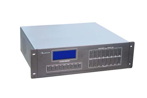 16进16出DVI视频矩阵切换器 LH60-DVI16-16
