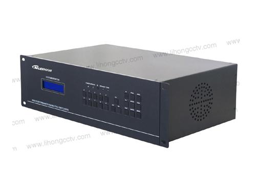 16进16出AV矩阵切换器 LH60-AV16-16