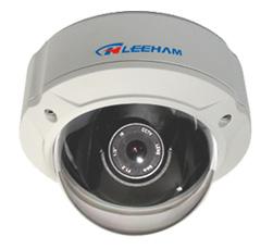 高清1000线彩色半球摄像机 LH22-30214RB