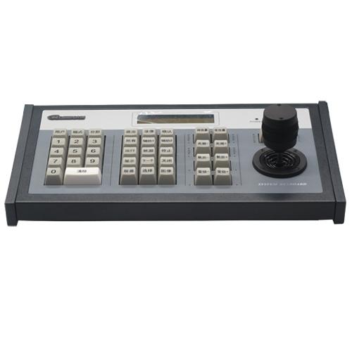 网络高速球控制键盘(大屏和电视墙网络控制键盘) LH50-83DIP