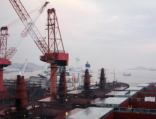 舟山原野船厂项目