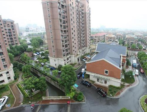 上海明天华城小区三期项目