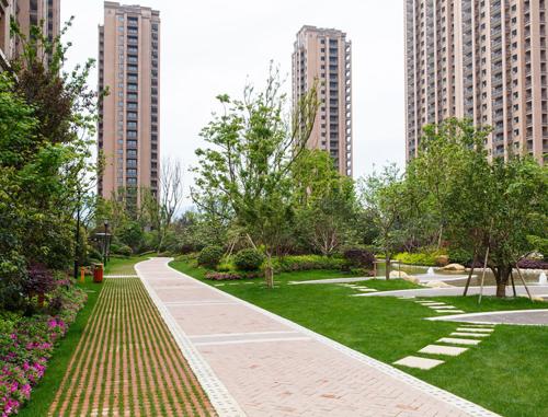 上海步阳小区二期项目