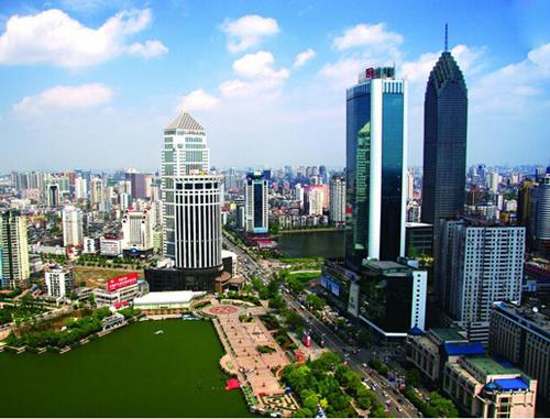 咸阳城市建设项目