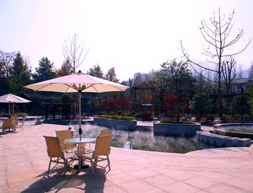 西安道温泉酒店项目
