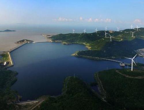 舟山定海水利局项目