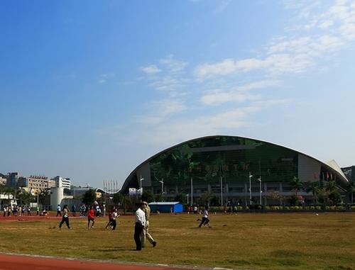 台州少年体校项目