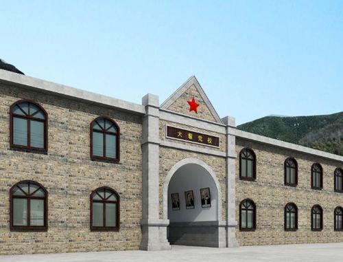 宁波奉化党校项目