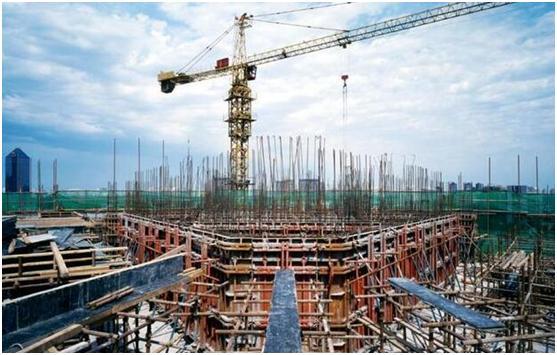 中国建设三局一分局工地塔吊项目