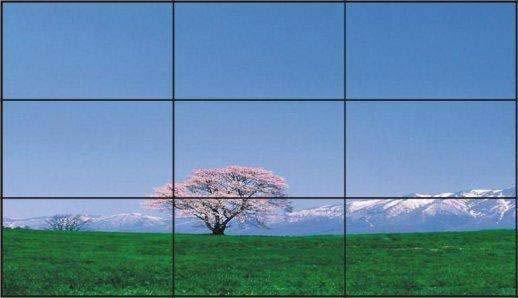 图像拼接处理器_液晶拼接处理器